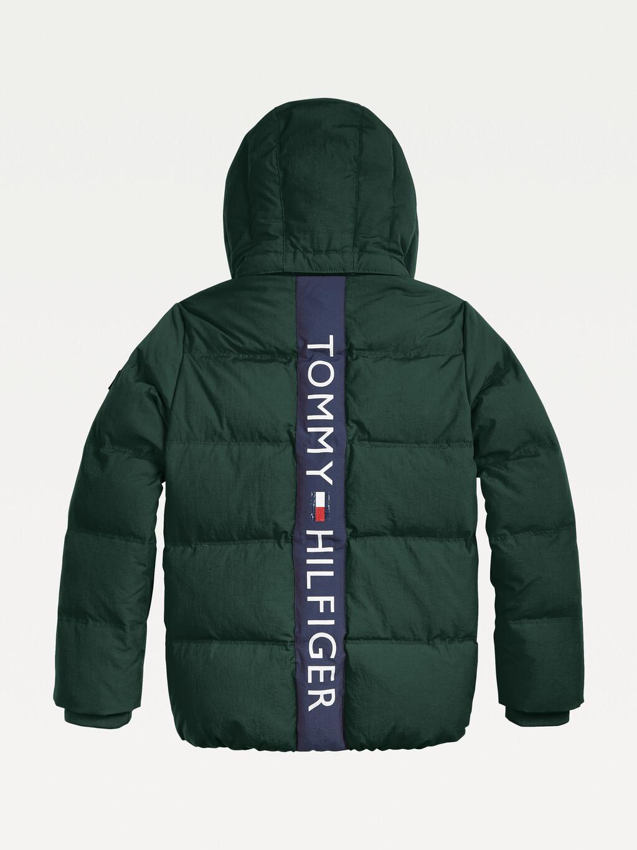 Essential Padded Back Logo Jacket