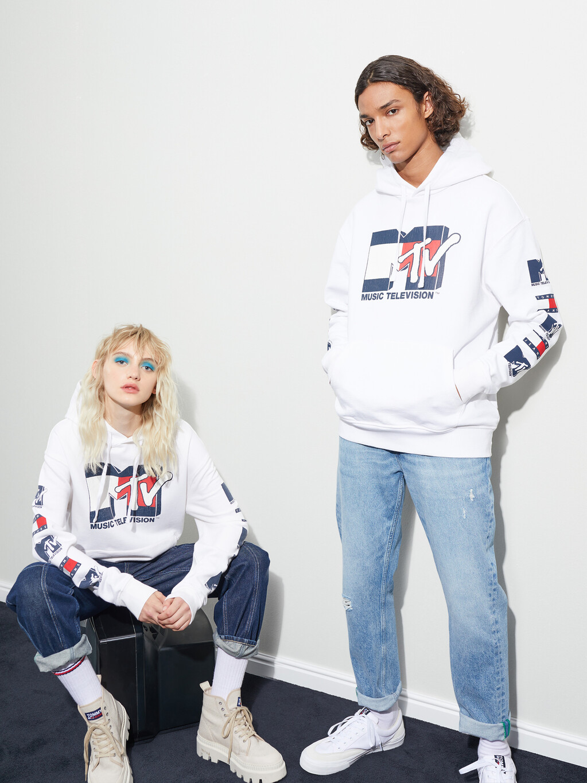 Tommy Jeans X MTV Unisex Hoody