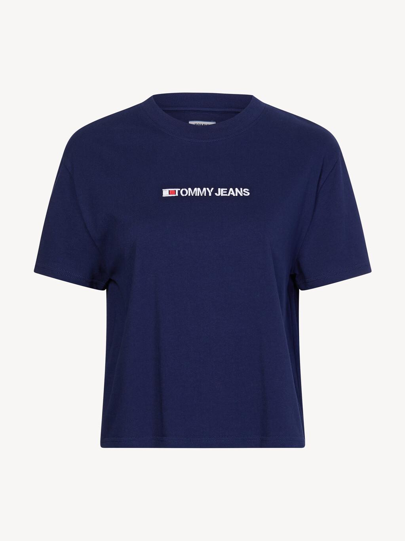 Modern Logo Cropped Fit T-Shirt