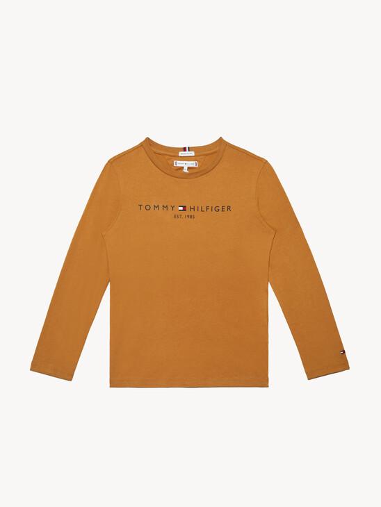 Essential Organic Cotton Long Sleeve T-Shirt