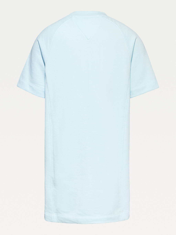 Signature Logo Sweatshirt Dress