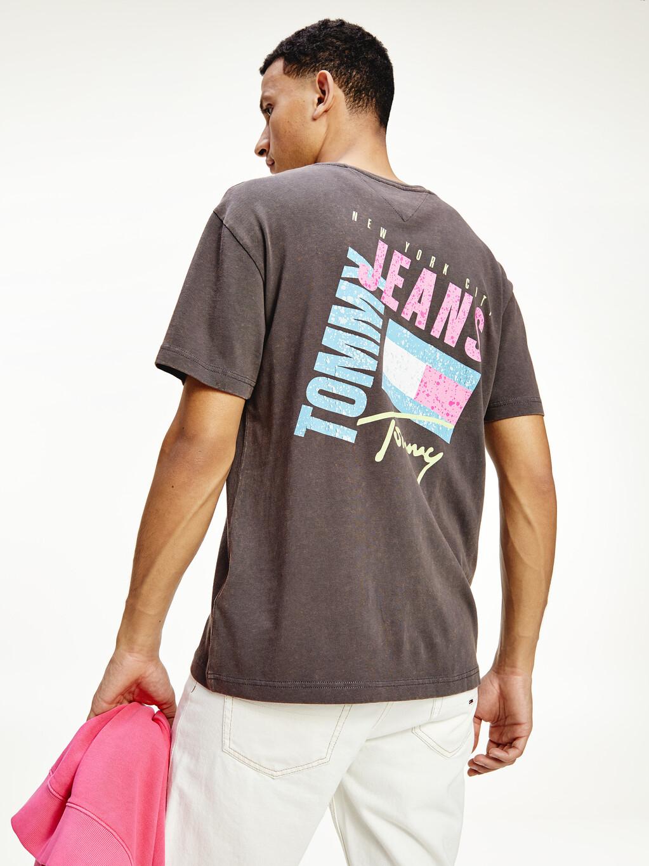 New York Logo Graphic T-Shirt