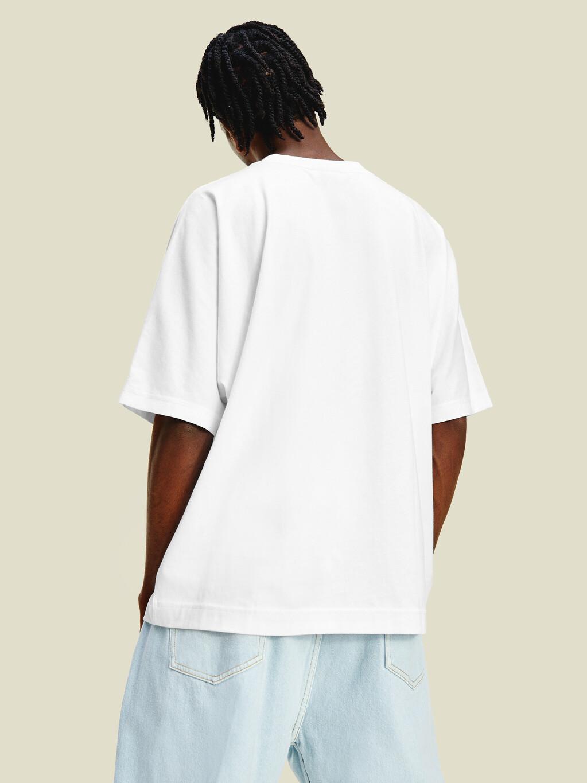 Organic Cotton Jersey Crest T-Shirt