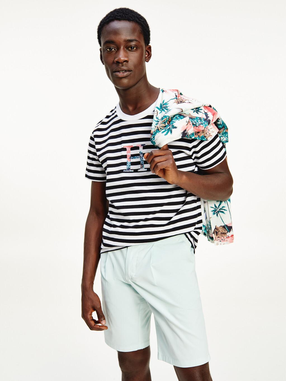 Stripe Organic Cotton T-Shirt