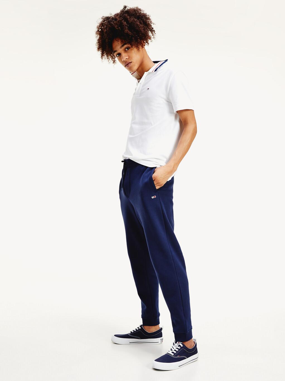Classics Tipped Stretch Organic Cotton Polo