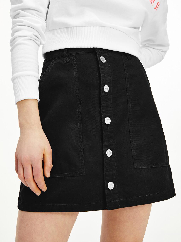 Tommy Badge Organic Cotton Skirt