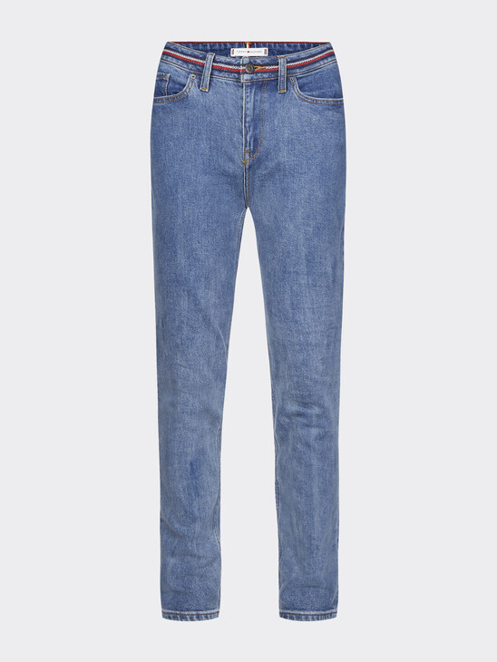 Rome Straight Fit Jeans