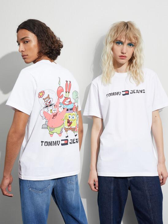 Tommy Jeans X Spongebob Squarepants Unisex T-Shirt