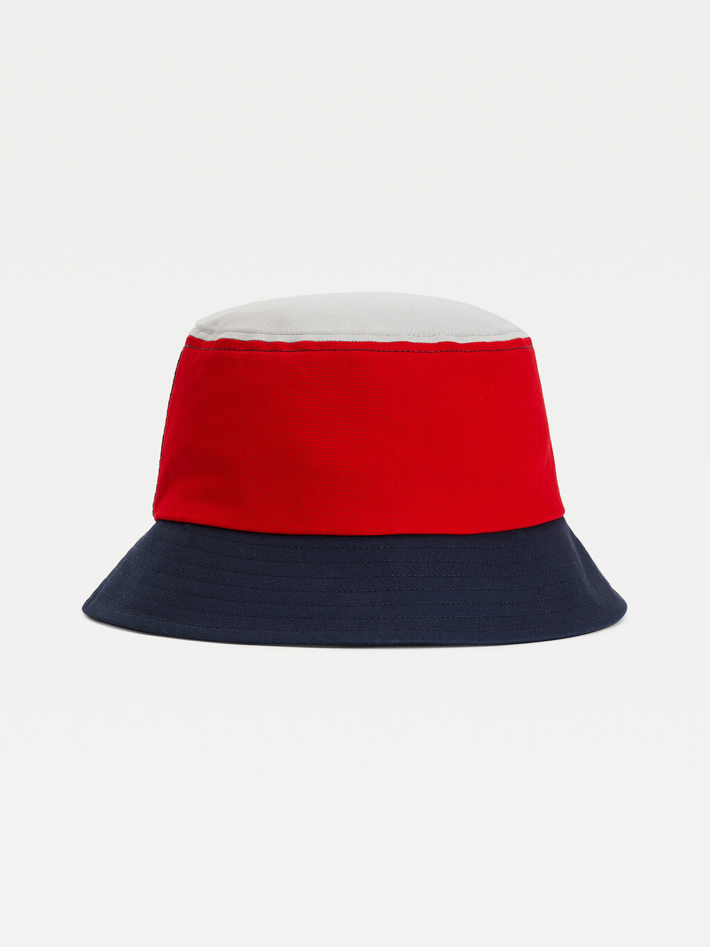 Tommy Badge Repeat Logo Bucket Hat