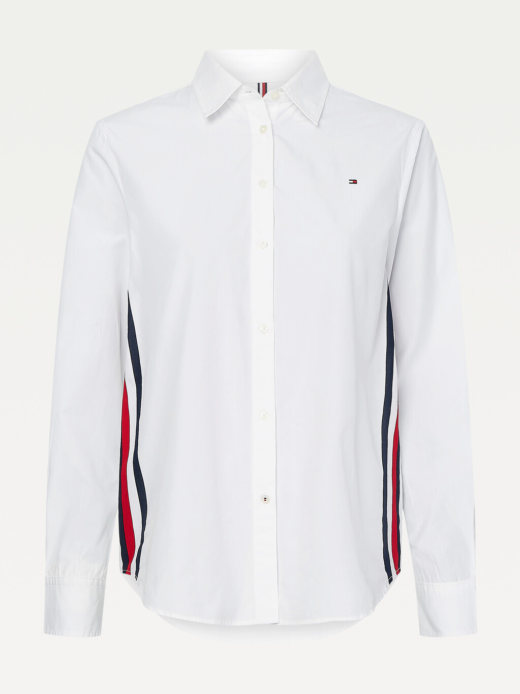 Signature Detailing Relaxed Fit Shirt