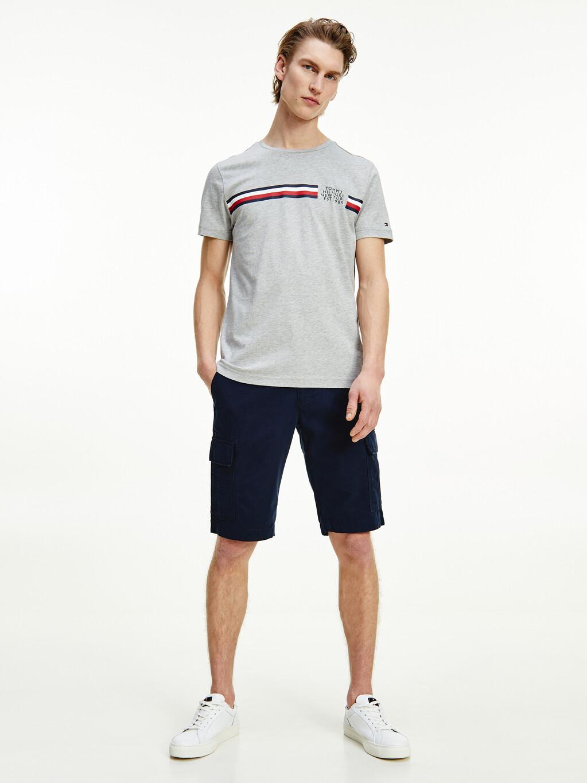 Signature Detailing Organic Cotton T-Shirt