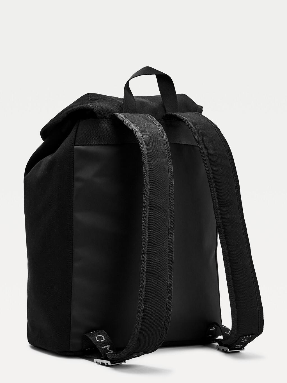 Flap Closure Backpack