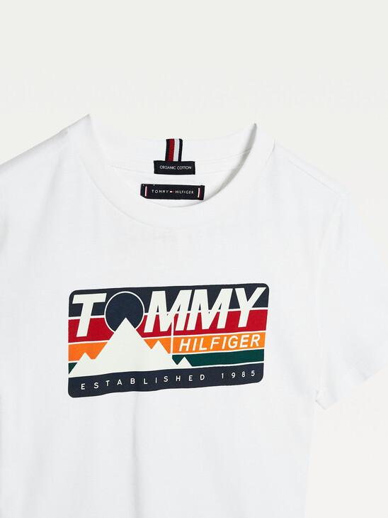 Mountain Artwork Organic Cotton T-Shirt