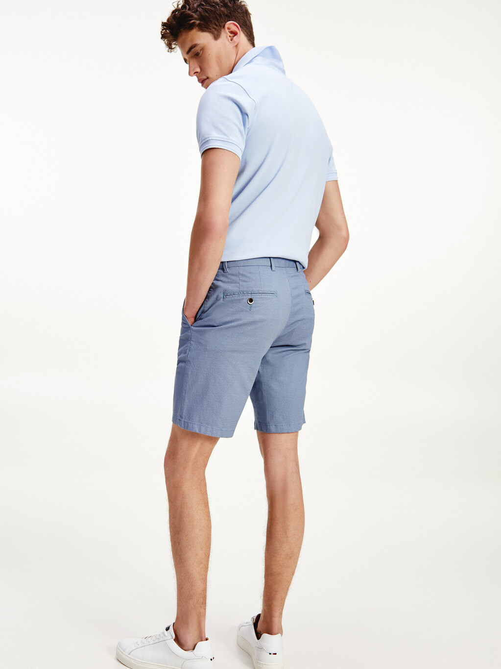 Brooklyn Structured Shorts