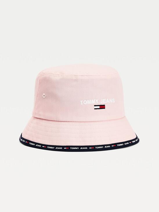 Logo Brim Bucket Hat