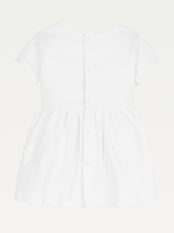 Essential Stretch Organic Cotton Dress