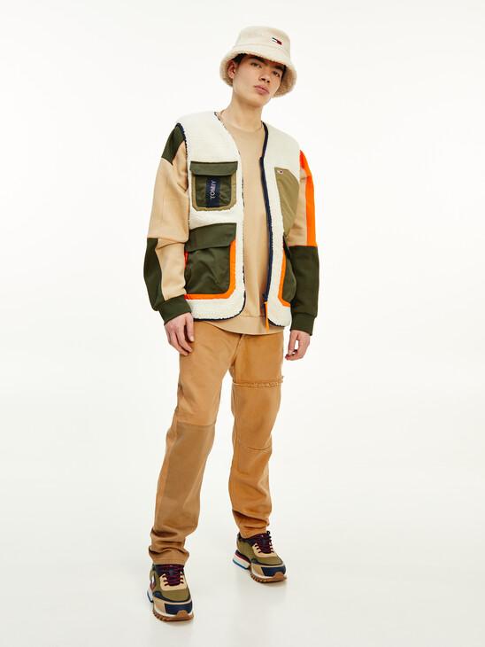 Multi-Pocket Sherpa Vest