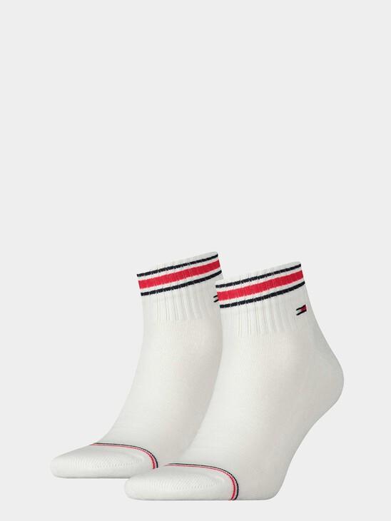 Iconic Sports Quarter Socks