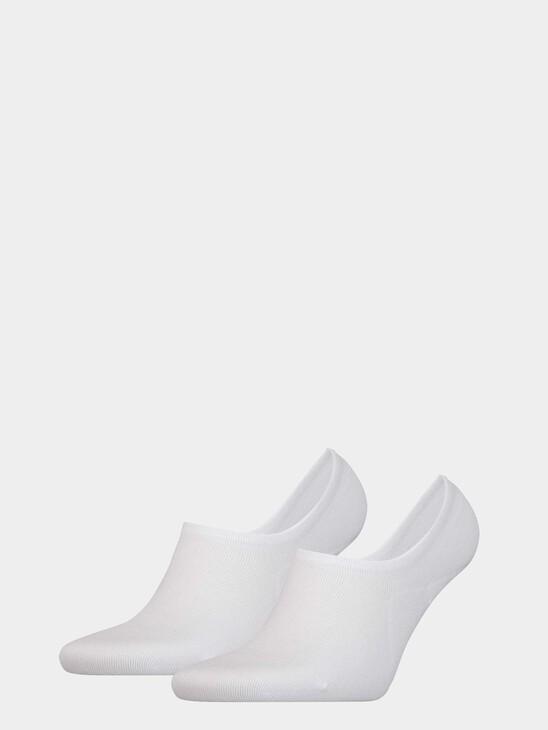 2-Pack  No Show Liner Socks