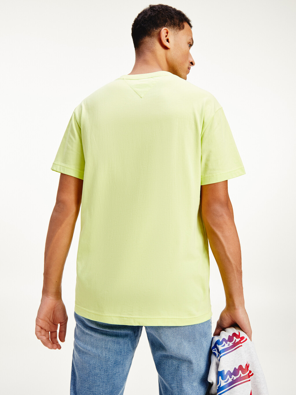 Organic Cotton Jersey Logo T-Shirt
