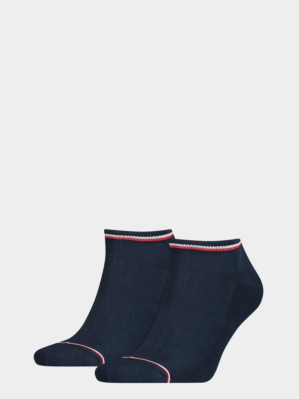 Iconic Stripe Sneaker Socks