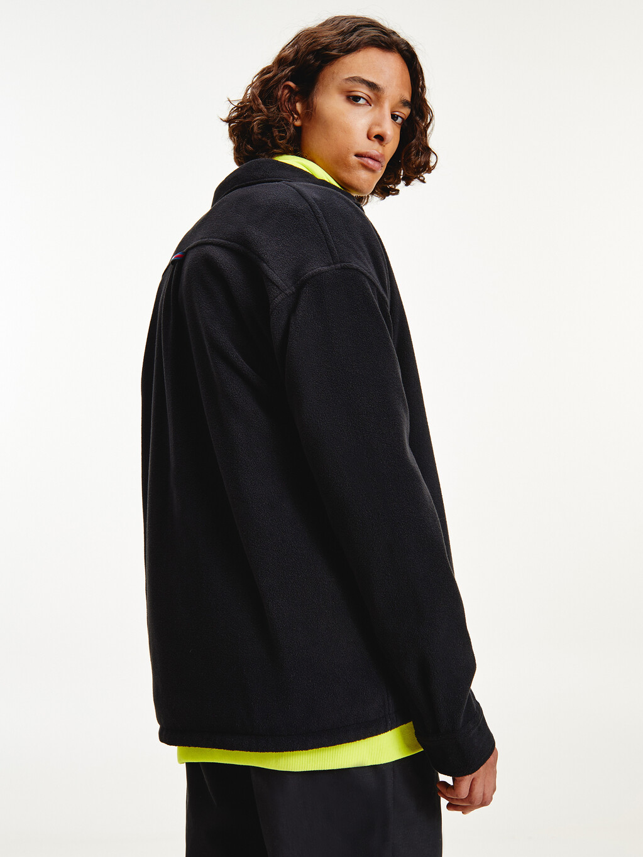 Lined Fleece Shirt