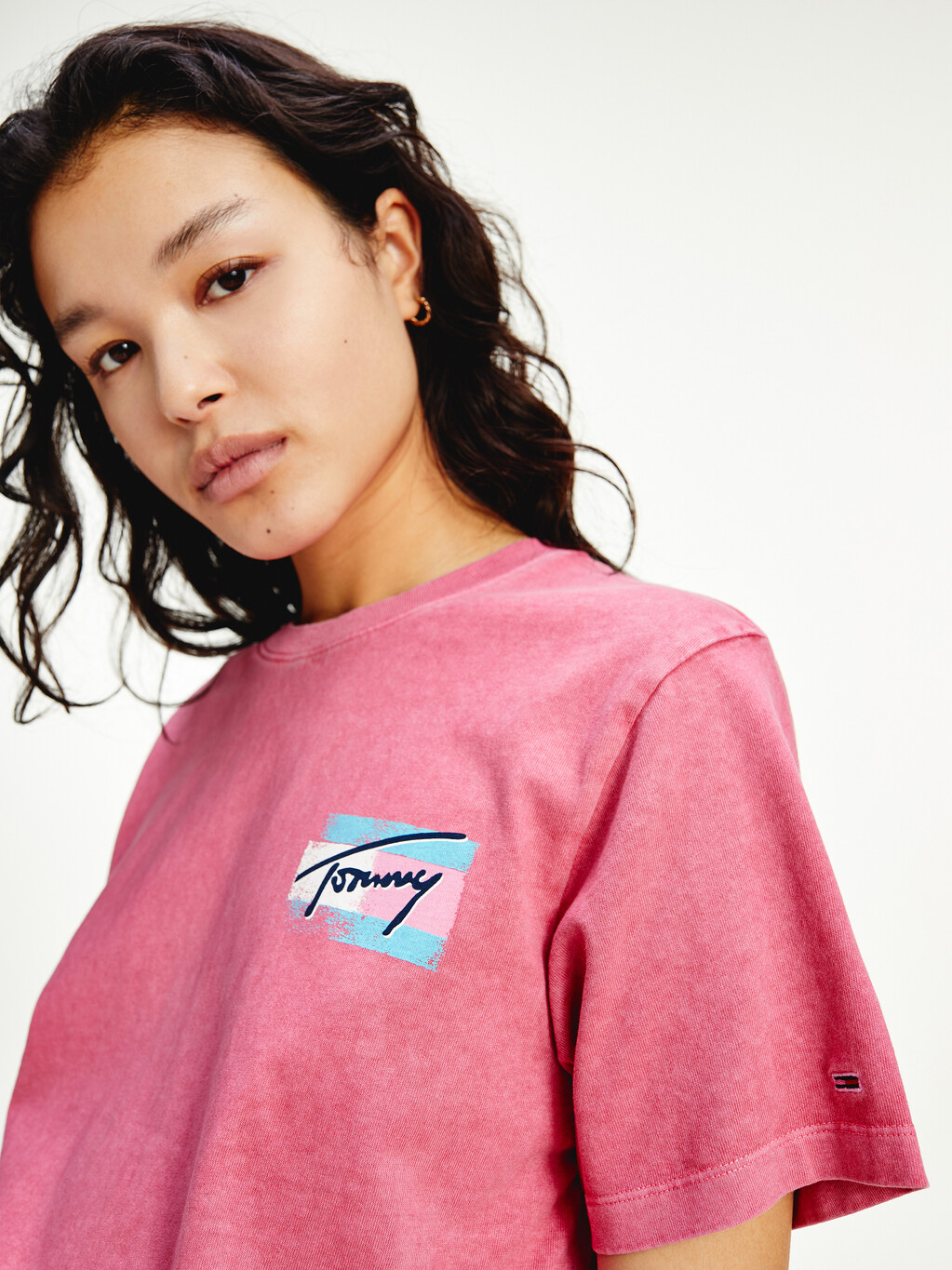 Pigment Dyed Relaxed Fit T-Shirt