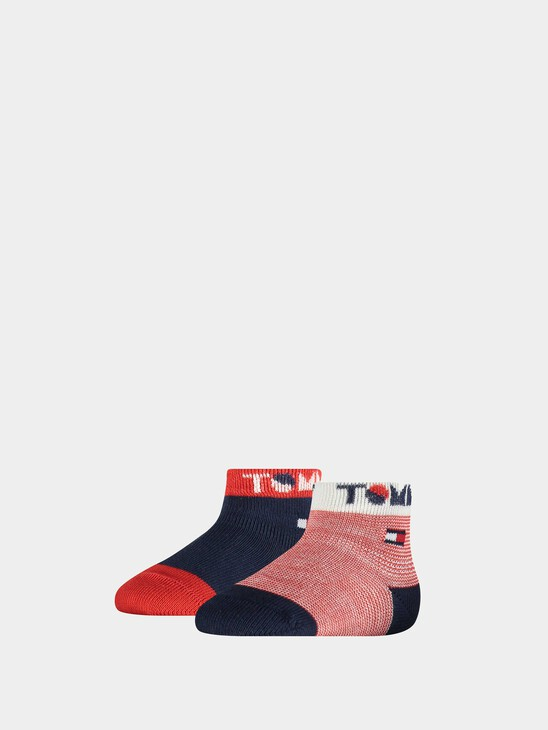 2-Pack Tommy Baby Socks