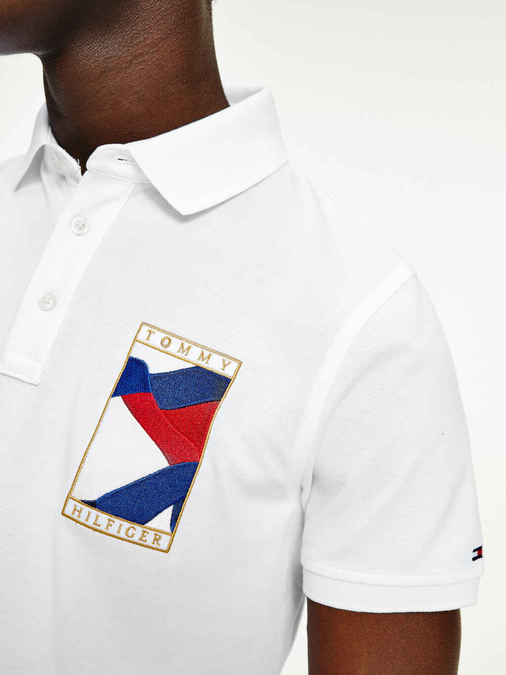 Tommy Icons Slim Fit Polo