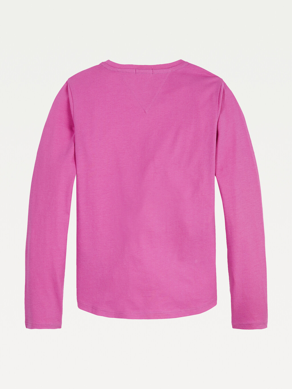 Essential Long Sleeve Organic Cotton T-Shirt