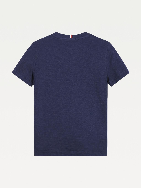 Pure Organic Cotton Logo T-Shirt