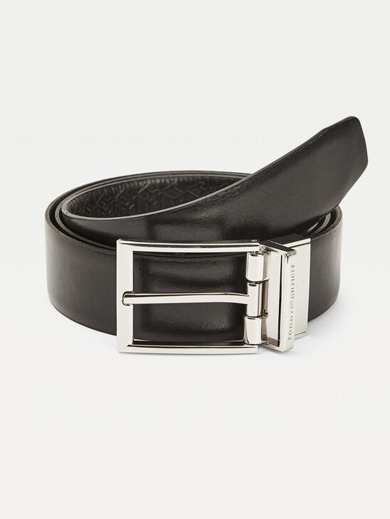 Reversible Adjustable Leather Belt