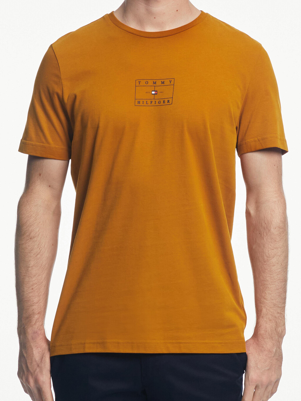 Organic Cotton Peached Jersey T-Shirt