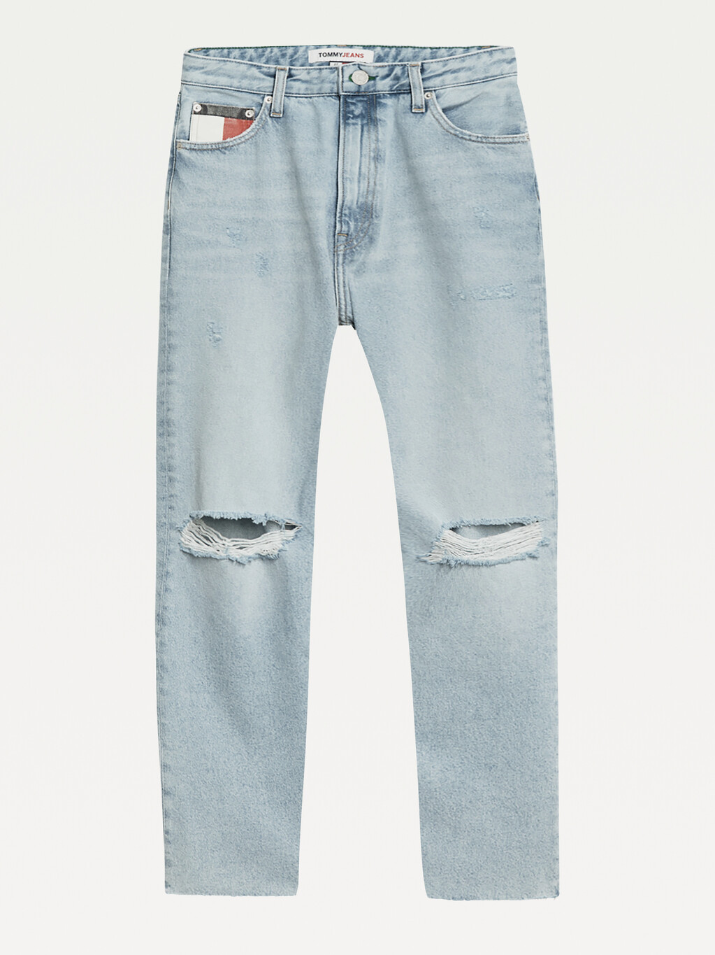 Ethan Relaxed Distressed Jeans