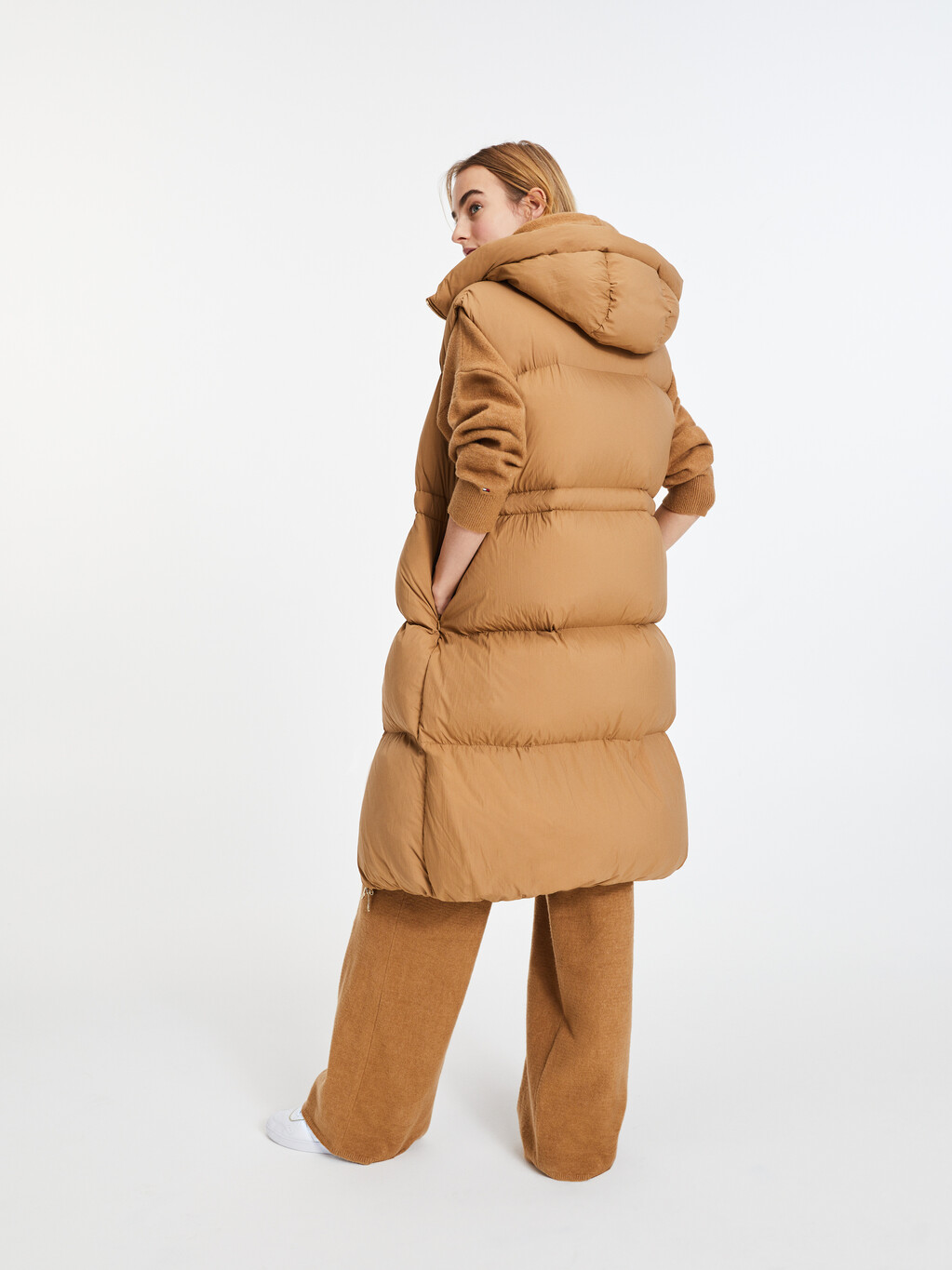Puffer Style Down Vest