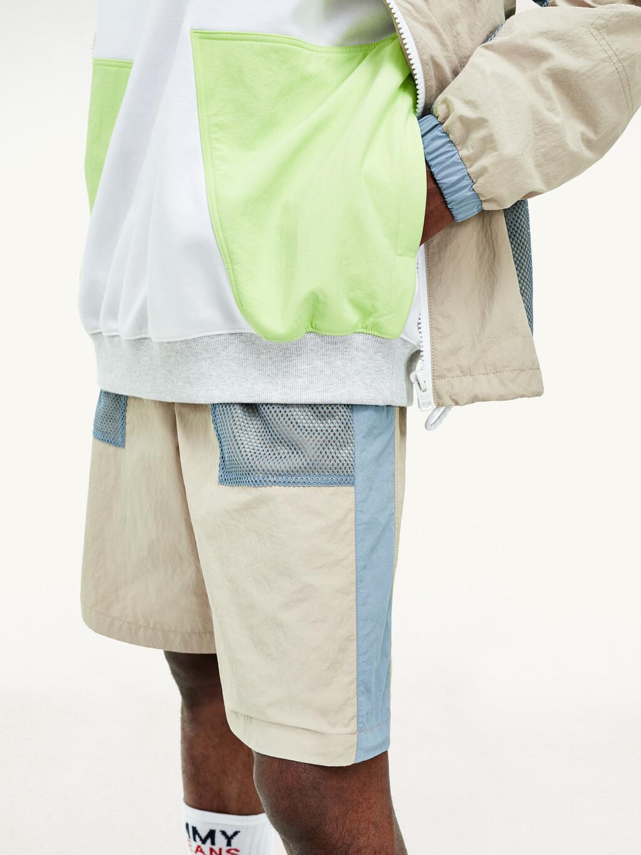 Colour-Block Shorts
