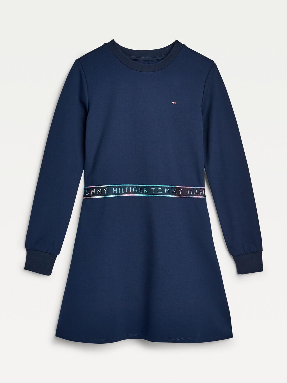 Punto Milano Logo Tape Dress