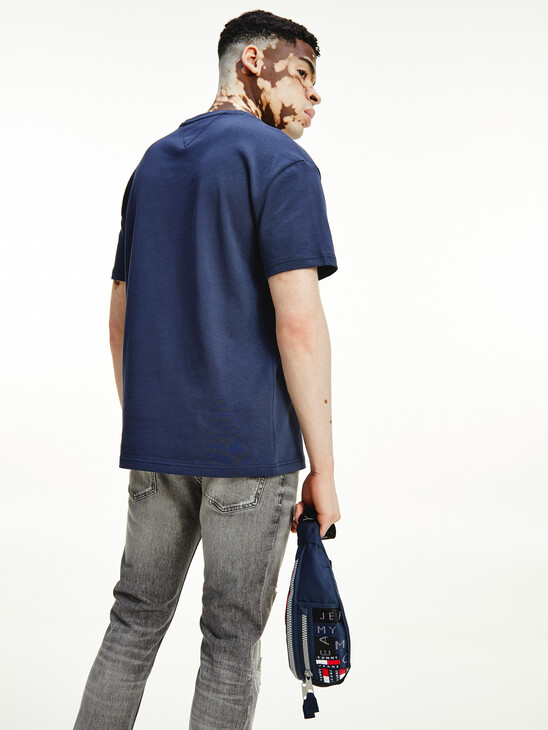 Tommy Badge Organic Cotton T-Shirt