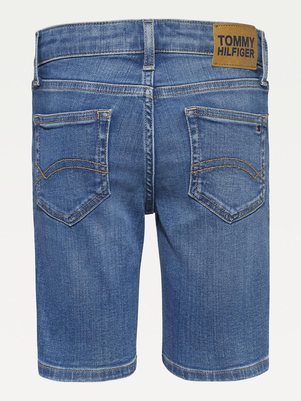 Spencer Denim Shorts