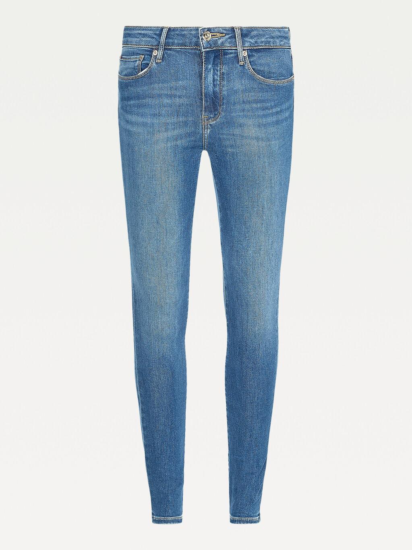 Como Mid Rise Skinny TH Flex Jeans