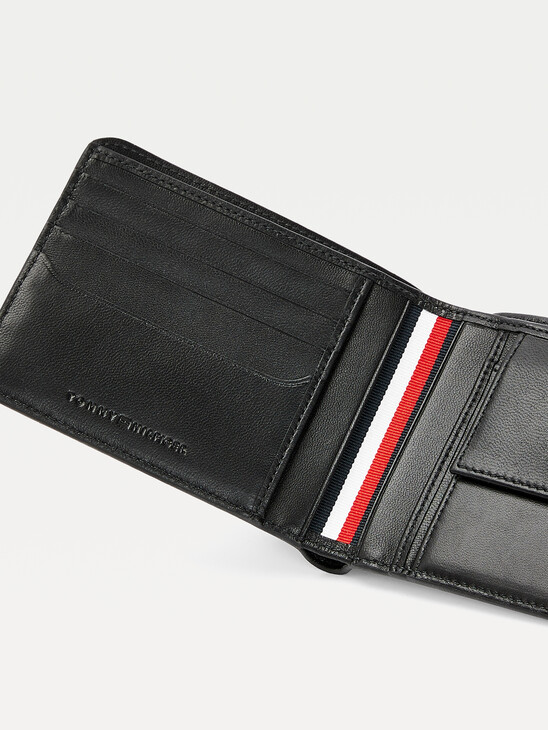 Metro Small Leather Recycled Lining Wallet