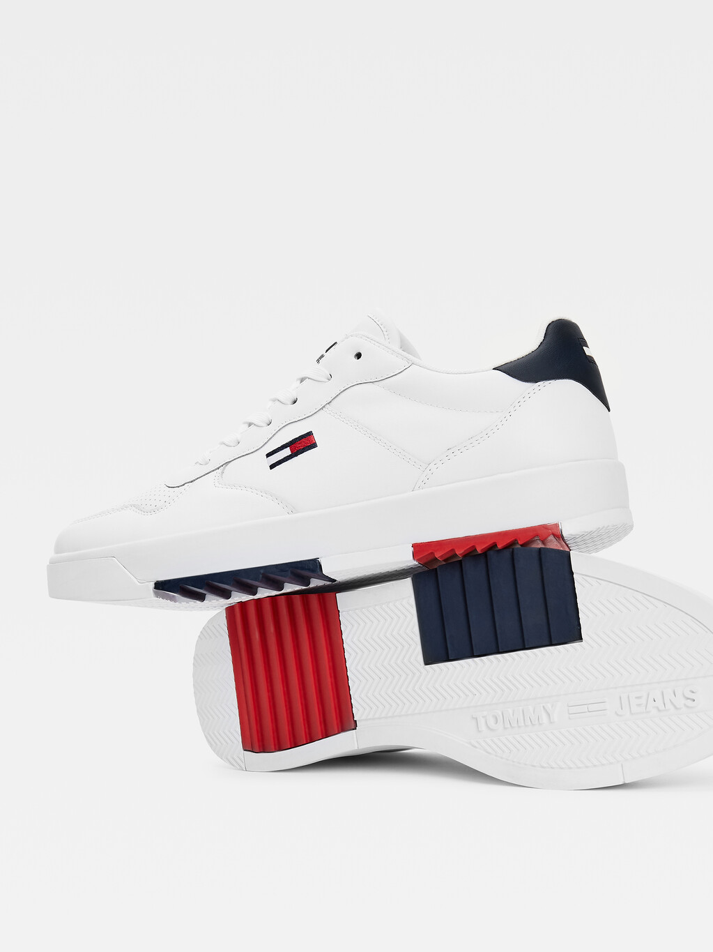 Cleated Cupsole Trainers