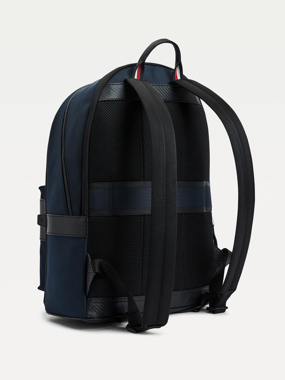 Elevated Metal Logo Backpack