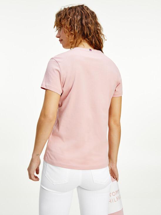 Organic Cotton V-Neck T-Shirt